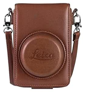 Leica D-LUX 3 Classic Ever Ready Leather case with Shoulder Strap