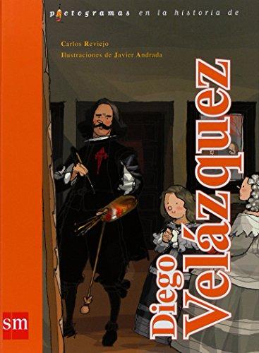 Diego Velázquez (Lecturas pictográficas) por Carlos Reviejo