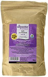 Wiezucker Premium Birkenzucker aus Finnland Xylit, hergestellt aus...