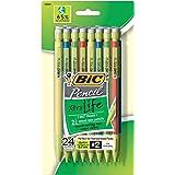 BIC Pencil Xtra Life, Medium Point (0.7mm), 24-Count