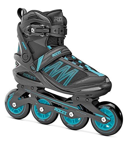 Roces Damen Inline-skates Argon W, black-azure, 40, 400768