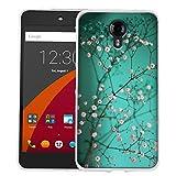 Dooki, Alcatel Pixi 4 3G 5.0 Hülle, Weiche Silikon TPU Schützend Handy Zubehör Tasche Schutzhülle für Alcatel Onetouch Pixi 4 3G 5010D 5.0 Zoll (A-04)