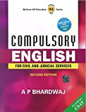 This particular revised edition of Compulsory English For Civil And Judicial Services comes handy for the aspirants of Civil Services and Judicial Services(main) examination. It is recommended for those aspirants who want to learn Compulsory English,...