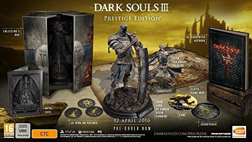 Dark Souls 3 - Prestige Edition (exkl. bei Amazon.de) - [PlayStation 4] -