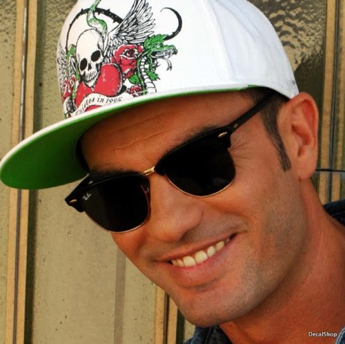 funkytown-bianco-verde-skull-keyone-slang-rock-rapper-rap-hip-hop-trucker-cap-trand-cappello-chapeau