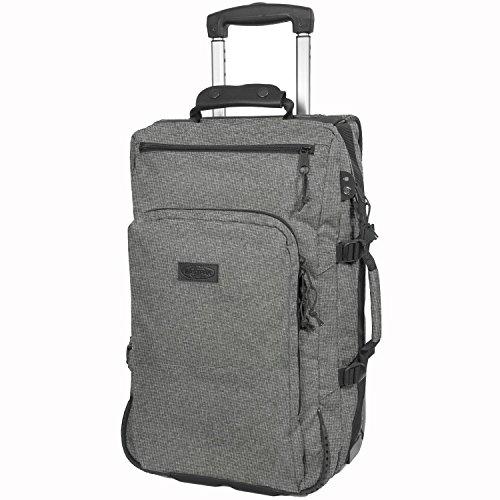 Preisvergleich Produktbild EASTPAK Kaley S Koffer, 40 Liter, Grau Ash Blend
