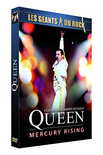 Queen - Mercury Rising [Francia] [DVD]