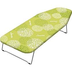 Vileda - Petite planche à repasser Carino - À poser sur une table - Idéale pour un repassage rapide