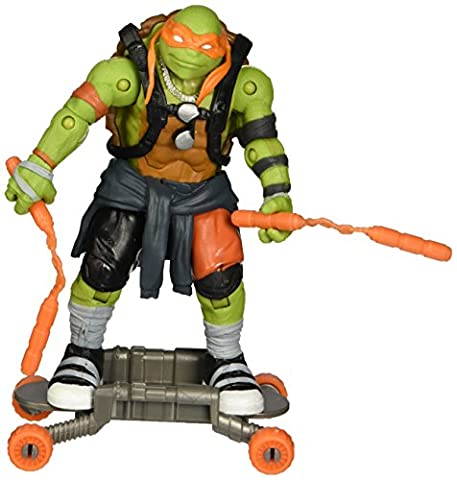 Turtles Michelangelo Figur aus dem Film - Teenage Mutant Ninja Turtles - Out of the Shadows