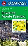 Rovereto, Monte Pasubio: Carta escursioni / bike. Wandern / Rad. 1:50.000