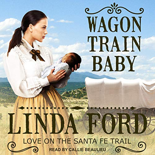 Wagon Train Baby: Love on the Santa Fe Trail, Book 1