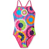ARENA GEAR JUNIOR ONE PIECE (LINING) GIRLS SWIMSUIT - UK 26 (10-11 YRS)