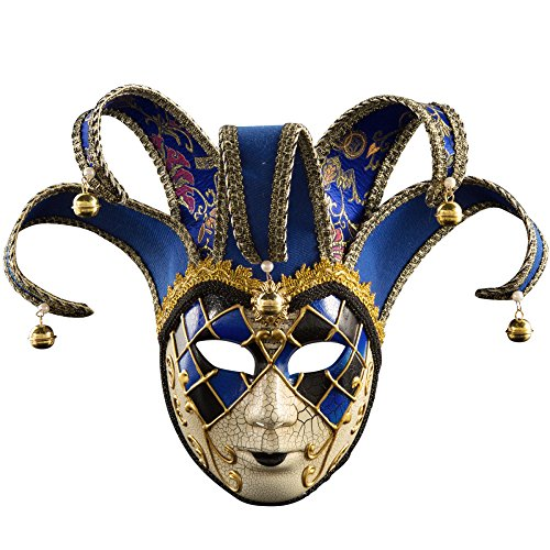 TUWEN Halloween Maske Venezianischen Kostüm Ball Kreative Party Leistung Liefert Volles Gesicht