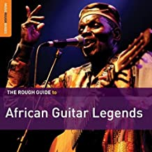 Rough Guide: African Guitar