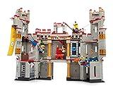 Mattel Mega Bloks CNT39 - Minions London-Burg, Bau- und Konstruktionsspielzeug