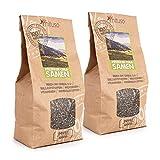 Las semillas de chía, mituso premium paquete 2er (2 x 1000 g)