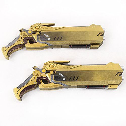 Overwatch Cosplay Prop Reaper Hellfire Shotguns