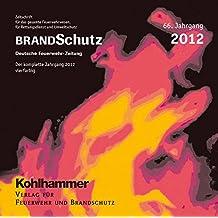 BRANDSchutz 2012 auf CD-ROM