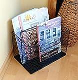 Wunderschöner Zeitschriftenständer Zeitungsständer Zeitungskorb Zeitschriftenhalter aus