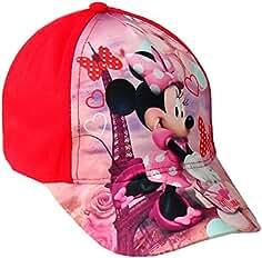 Minnie Disney gorro con visera niña Baseball tg 52 los ... b1d2782d3ac