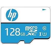 HP 128GB Class 10 MicroSD Memory Card (U1 TF Card 128GB)