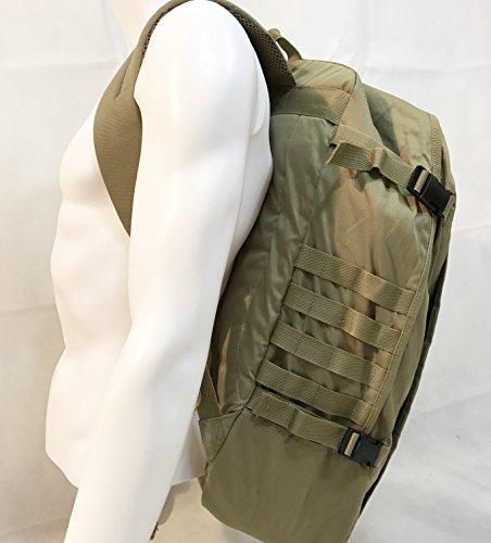 Imagen de  de cabina molle. 44l equipaje de mano táctico militar 55 x 40 x20cm gris  alternativa
