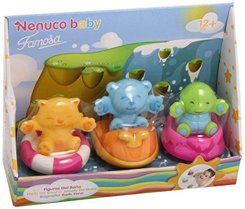 Nenuco - Juguetes de baño (Famosa 700010790)