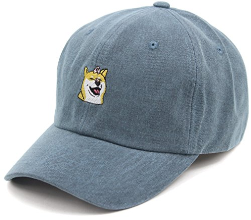 Sujii Flower Hachi Baseball Cap Casquette Trucker Hat Outdoor Camping Chapeau