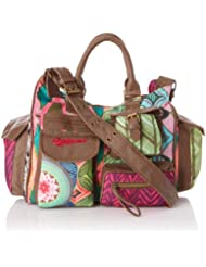 Desigual Bols London Medium Ishburi, Sac bandoulière