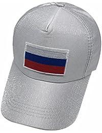 Wanson 2018 Rusia Gorras De Béisbol De La FIFA Unisex Moda Rosa Gorras De  Tenis De La Copa del Mundo Ajustable… 2c066b80651