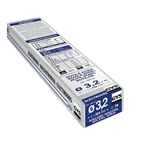GYS 085145 70 Rutil-Elektroden Stahl, 0 W, 0 V