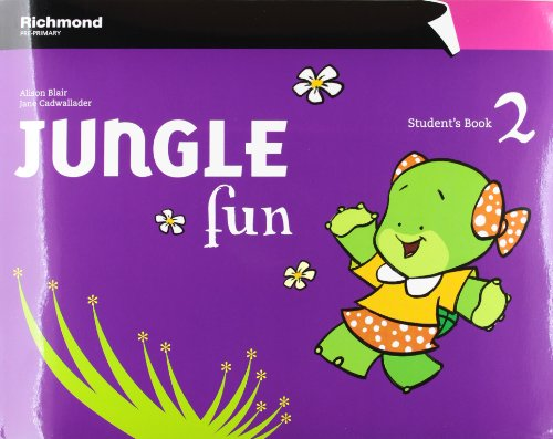 Jungle Fun 2 Student'S Book Pack - 9788466813020