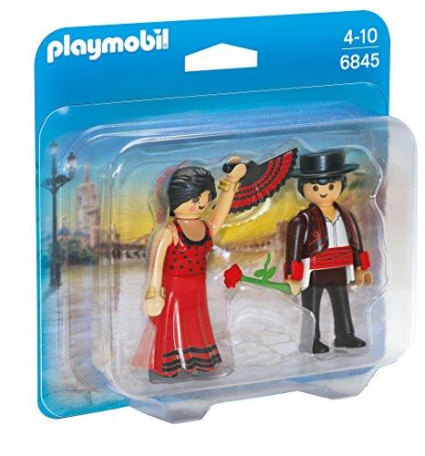 Playmobil Flamenco Dancers Duo Pack - figuras de construcción (Playmobil, Multi, De plástico, Cualquier género)