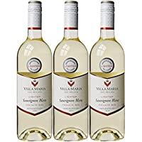 Villa Maria Private Bin Lighter Marlborough Sauvignon Blanc 2016/2017, 75 cl (Case of 3)