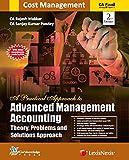 Advanced Management Accounting - Vol. 2