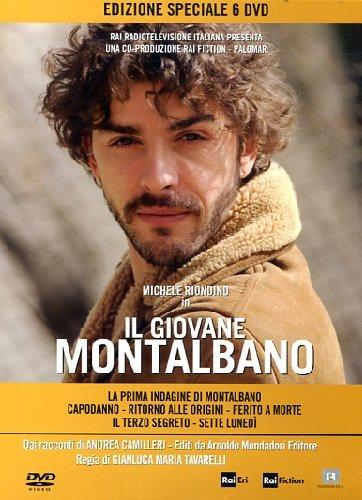 »Il giovane Montalbano: Gesamtausgabe Staffel 1 (1-6)«