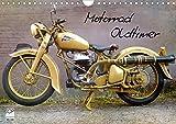Motorrad Oldtimer (Wandkalender 2020 DIN A4 quer): Motorrad Oldtimer - Raritäten aus Deutschland...