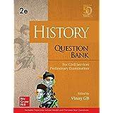 History Question Bank For Civil Services Preliminary Examination | Second Editio