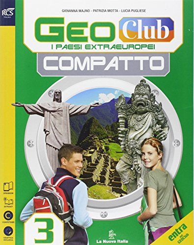 Geoclub compatto. Per la Scuola media. Con espansione online: 3