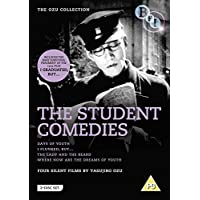 Ozu Collection - The Student Comedies