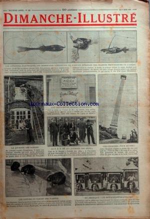 DIMANCHE ILLUSTRE [No 432] du 07/06/1931
