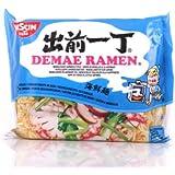 Nissin Demae Ramen japonés sopa de fideos, mariscos Sabor - 100g