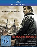 96 Hours - Taken 2 - Extended Cut [Blu-ray]