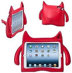 DURAGADGET vous présente le dernier né de sa gamme d'étuis pour iPad spécialement conçus pour les enfants ! Sa forme en monstre mignon plaira à votre petit, et en plus d'être attrayante, cette coque arrière légère se nettoie très facilement et est de...