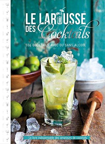 Le Larousse des cocktails par Fernando Castellon