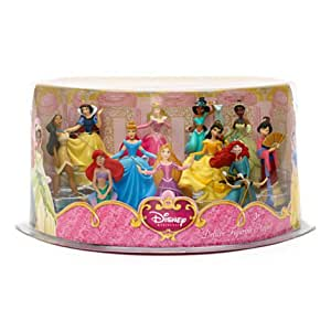 Disney Princess Deluxe Figurine Playset