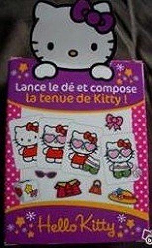 TF1 Games 1117-Lernspiel Erste Alter-Mini Memoboard Hello Kitty