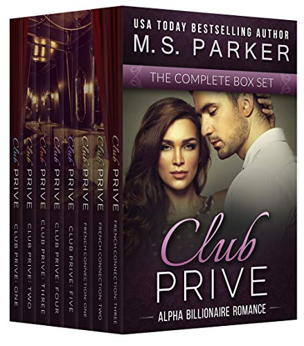 Club Prive Complete Series Box Set (English Edition)