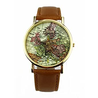 Agora Europe Map Montre