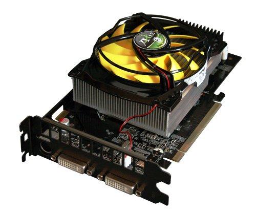 AXLE nVidia GeForce 9800GTX+ 1024 MB Grafikkarte (PCI-e, 1GB DDR3 Speicher, 256-bit 9800 GTX+ Windows 7, VGA, 2x DVI, S-Video) (Nvidia Geforce 9800 Gtx)